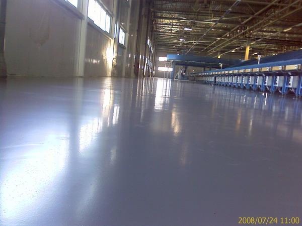 Технопол-Н — двухкомпонентный эпоксидный наливной пол для бетонных и металлических поверхностей